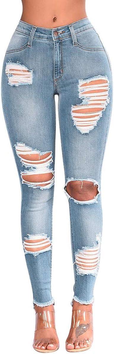 Vaqueros Bootcut Mujer Botones Para Vaqueros Pantalones Vaqueros Rotos Mujer Pantalones Mujer Vaqueros Pitillo Azul S Amazon Es Ropa Y Accesorios