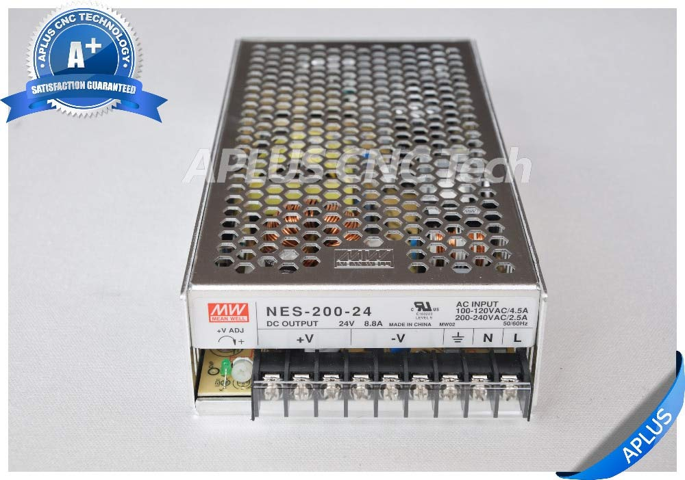 200W 24VDC Single Output Switching Power Supply Utini NES-200-24