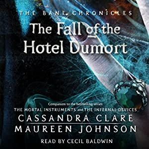 Fall of the Hotel Dumort Audiobook