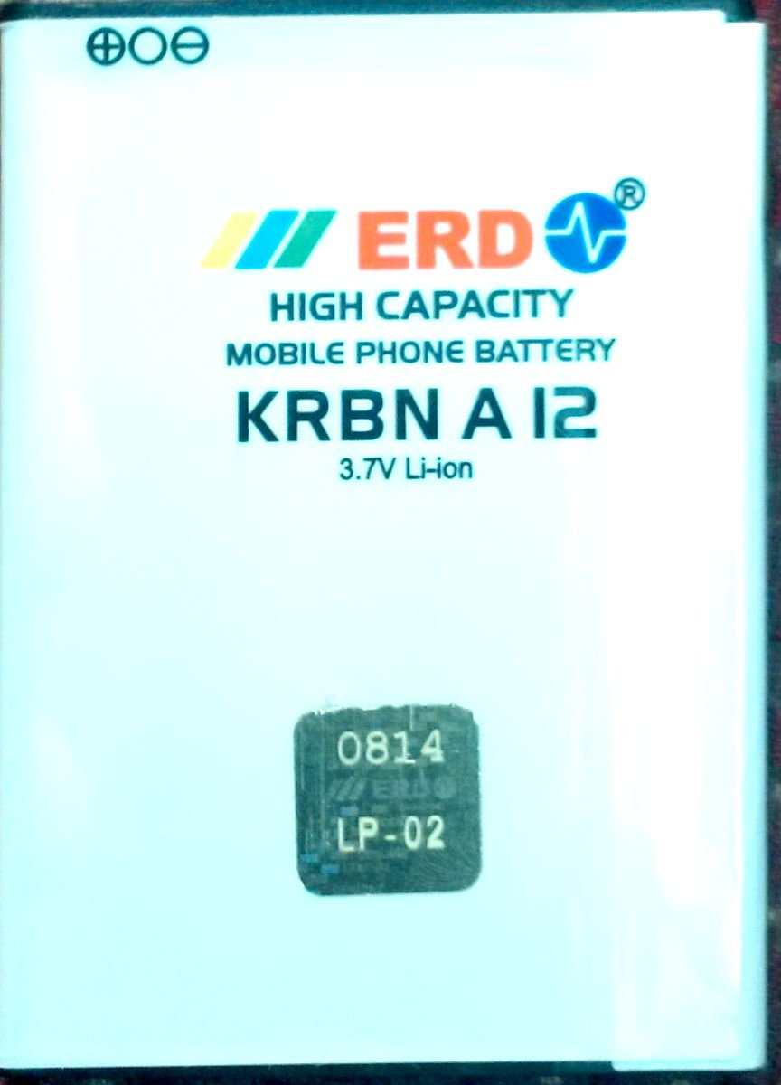 ERD Battery for KARBONN A12: Amazon.in: Electronics