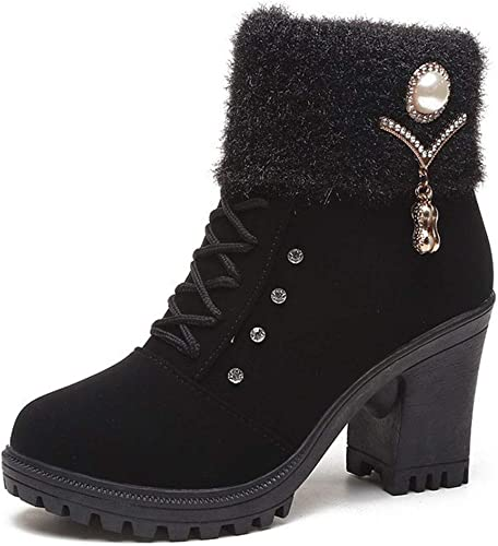 Winter Ankle Boots Combat Boots