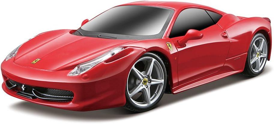 Mac Due Italy Polistil R/C 951862–458Italia R/C Vehículo, (Escala 1: 24