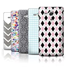STUFF4 Phone Case / Cover for Sony Xperia SP/C5303 / Pack 14pcs / Winter Fashion Collection