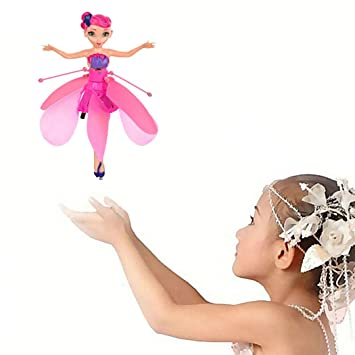 Amazon Cindere Kids Flutterbye Flower Fairies Toy Princess