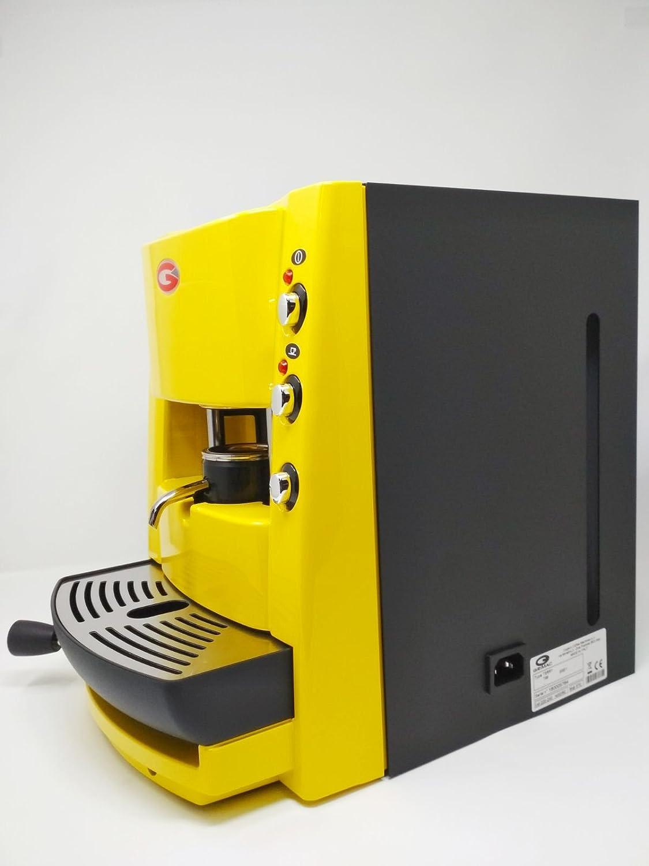 Máquina Café Cápsulas grimac Color Amarilla: Amazon.es: Bricolaje ...