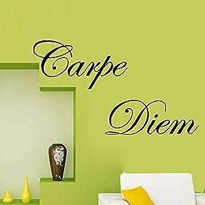 Life Quotes Wall Stickers Carpe Diem Home Decor