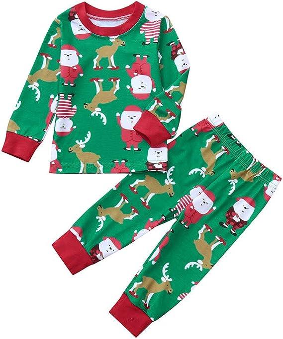 K-youth Disfraz Navidad Niño Bebe 0-24 Meses Conjunto Bebe Niña ...