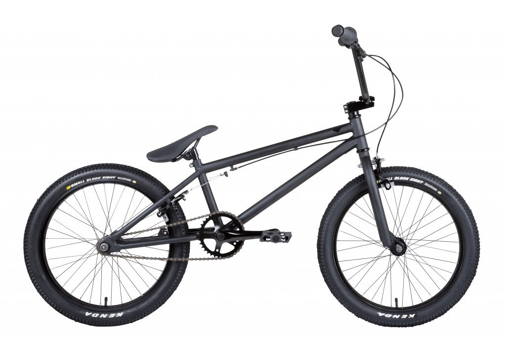JYU ジュウ BMX Complete Bike コンプリートバイク B01M7SXWC7ブラック(BLACK)
