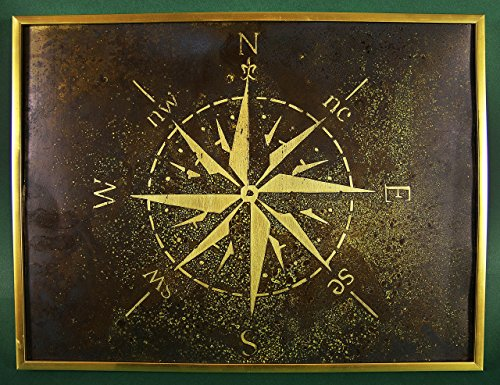 Compass, Nautical Compass, North Arrow, Compass decal