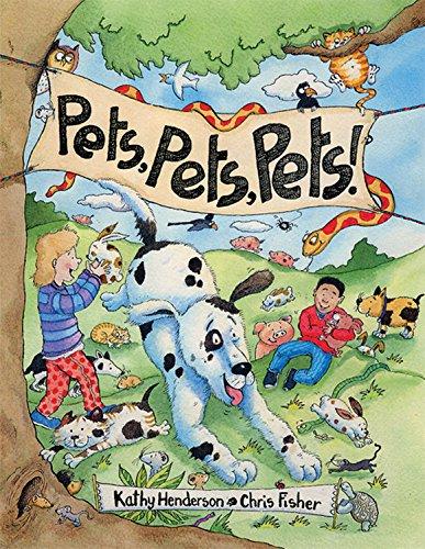 Pets, Pets, Pets by Brand: Frances Lincoln Children's Books