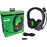 PDP 048-025-NA-BK Xbox One LVL50 Wireless Stereo Gaming Headset for Xbox One