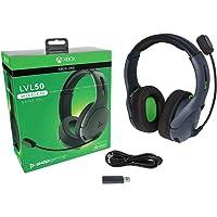 XBOX ONE WIRELESS STEREO GAMING HEADSET LVL50 - BLACK -048-025-EU-BK