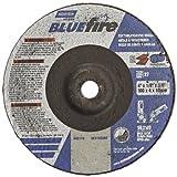 Best Norton Abrasives - St. Gobain Angle Grinders - Norton Blue Fire Plus Depressed Center Abrasive Wheel Review