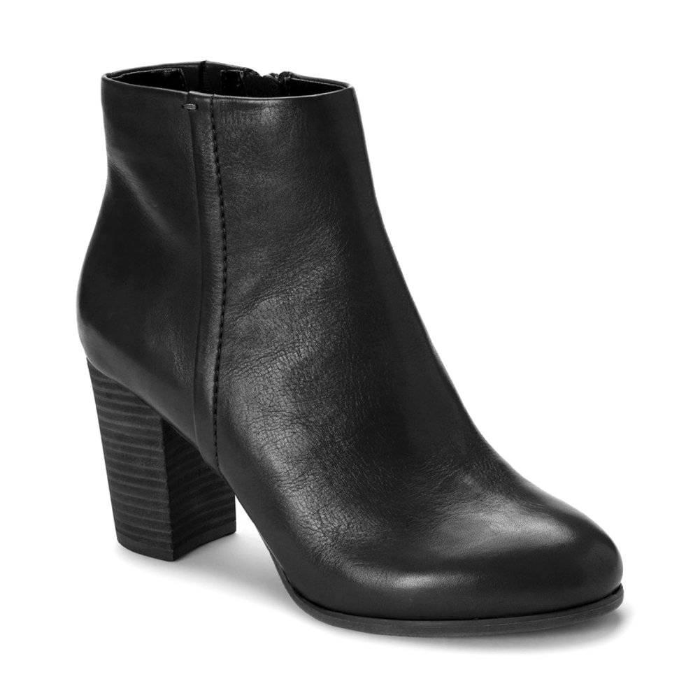 Vionic Perk Kennedy - Women's Heeled Boot B01MRZT2CT 6 C/D US|Black