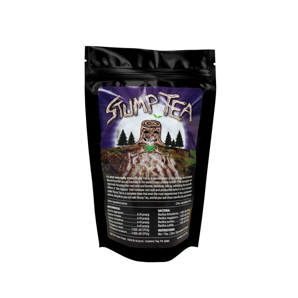 HTGSupply Stump Tea Ready-Made Super Compost Tea - 16 Ounce