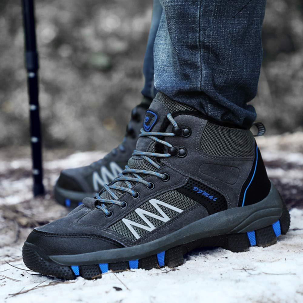 Lydee Men Fashion Winter Shoes High Top Outdoor B07HDZ136F Boots B07HDZ136F Outdoor Western 59adec
