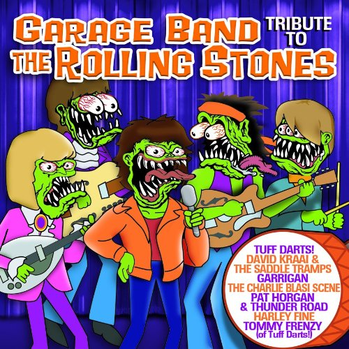 Garage Band Tribute To The Rolling (Rolling Stones Tribute Band)