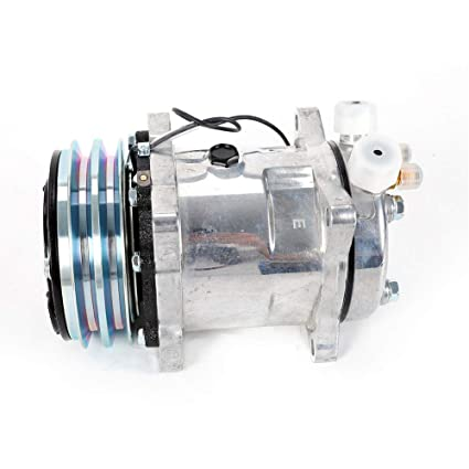 A/C Compressor,TBVECHI,A/C Air Conditioner Compressor Clutch Suitable for