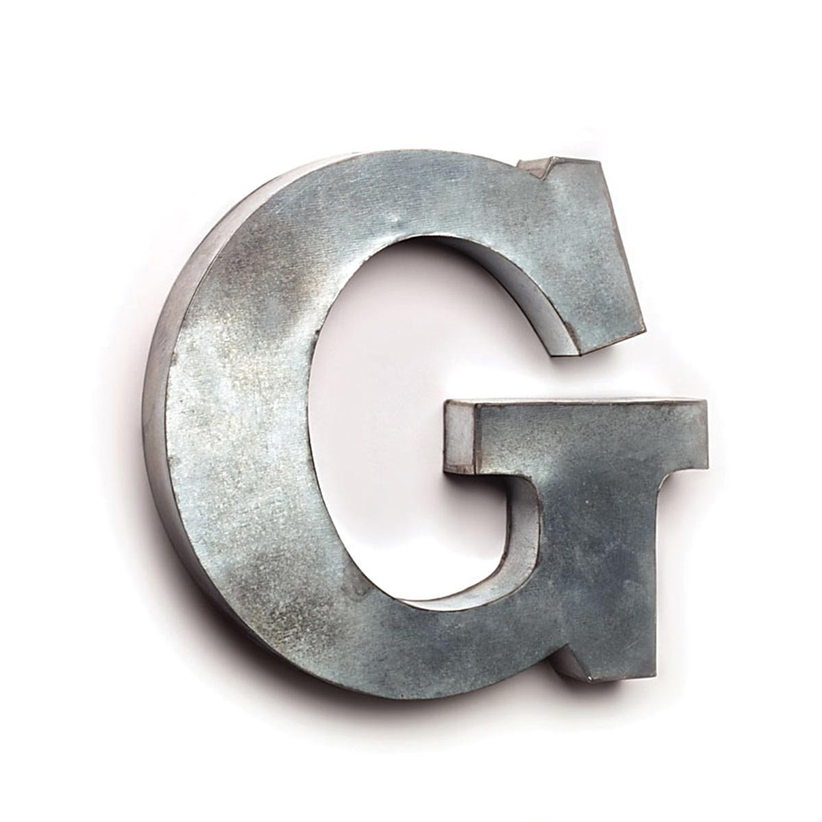 The Country House Collection Tin Letters (G)