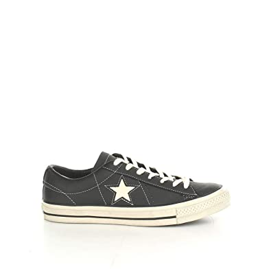 8d4bfe05fdca8 Converse Unisex-Erwachsene Lifestyle One Star Distressed Ox Sneakers ...
