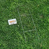 MTB H Frame Wire Stakes 30 x10-inch