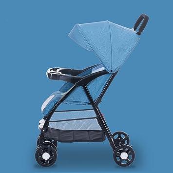 Cochecitos de bebé Baby Trolley Light Collapsible Suspension ...