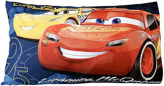 Amazon.com: Disney Cars 3 Kids Funda de almohada tamaño ...