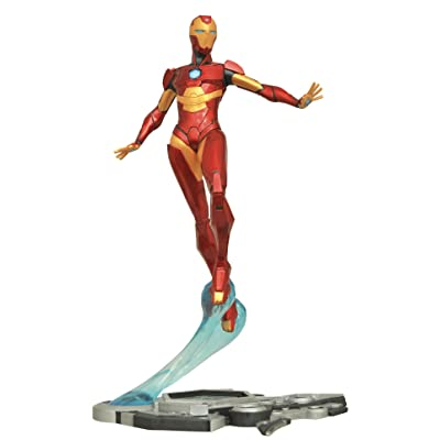DIAMOND SELECT TOYS Marvel Gallery Ironheart PVC Figure: Diamond Select: Toys & Games [5Bkhe1000528]