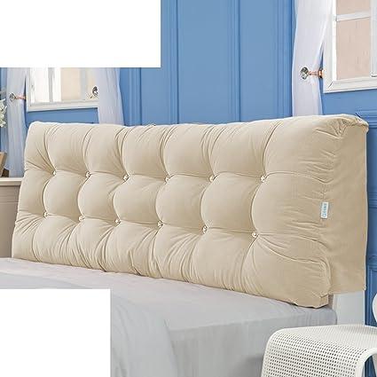 brand new 6155a 2e9d8 Amazon.com: JGXVUYKDFV Bed Soft Pack/Fabric headboard Cover ...
