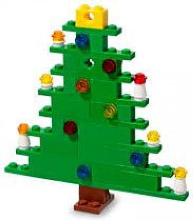 Albero Di Natale Lego.Lego Stagionale X Mas Albero Natale Albero Decoration Set Insaccato Amazon It Giochi E Giocattoli