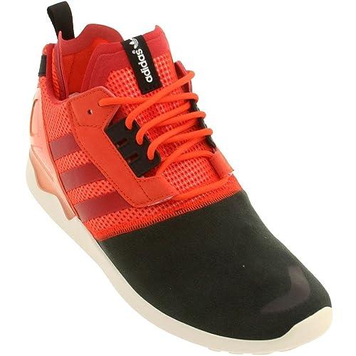adidas hombres ZX 8000 BOOST SNEAKER rojo - Footwear/Sneakers 11: Amazon.es: Zapatos y complementos