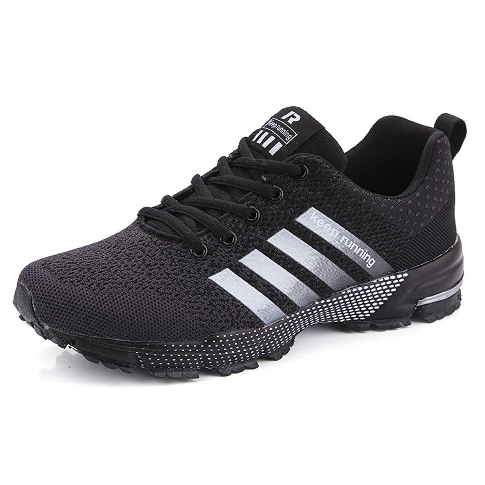 [ZXCP] スポーツシューズ ランニングシューズ スニーカー ジム 運動 靴 ウォーキングシューズ カジュアルシューズ メンズ レディース クッション性 軽量 通気 日常着用