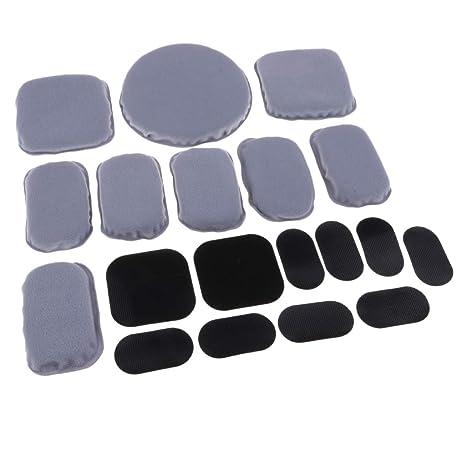 1 Set Fast Mich//ACH//USMC Helmet Inner Replacement Pad Universal Foam Padding