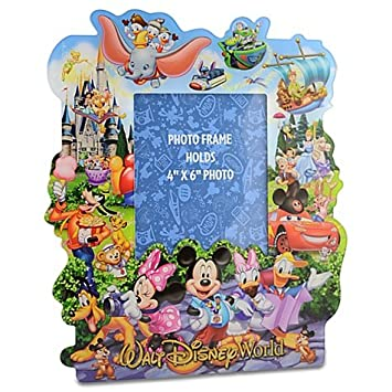disney world storybook attractions frame - Disney Picture Frame