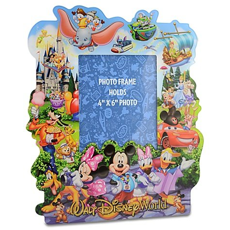 Amazon.com - Disney World Storybook Attractions Frame - Single Frames