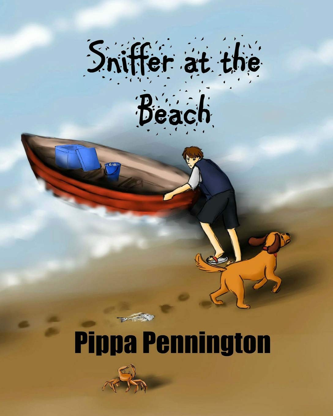 Download Sniffer at the Beach: Children´s picture book (Sniffer Children's Books) (Volume 2) ebook