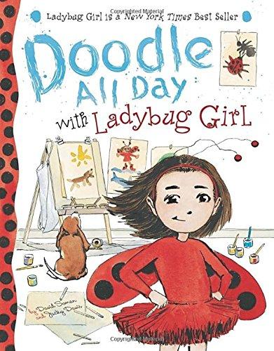 Doodle All Day with Ladybug Girl