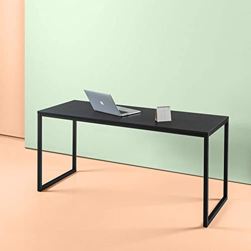 Zinus Jennifer Modern Studio Collection Soho Rectangular Dining Table Table Only Office Desk Computer Table, Espresso