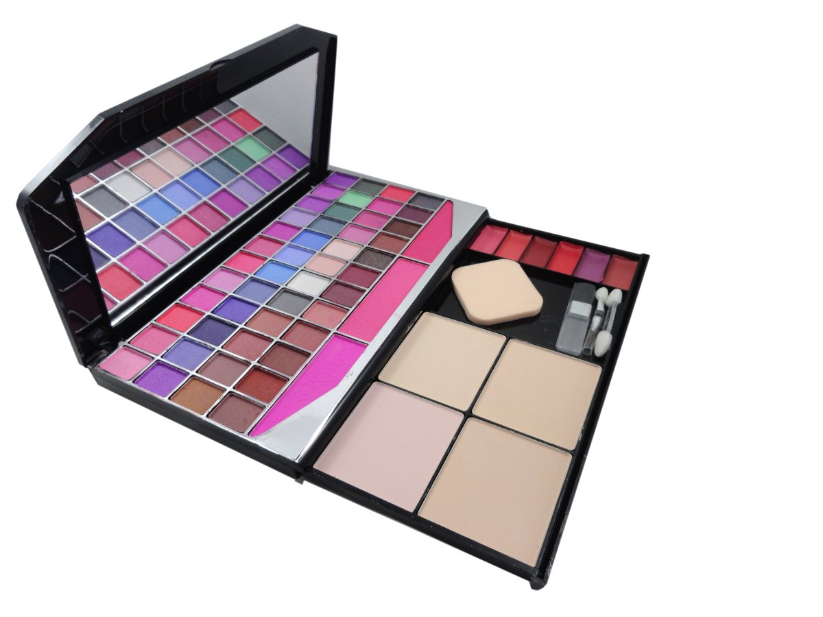 Make Up Kit Buy Online At Best Prices In India Ponds Age Miracle Day 50 Gram 4pc Mars Makeup 48 Eyseshadow 3 Blusher 4 Compact Powder 6 Lip