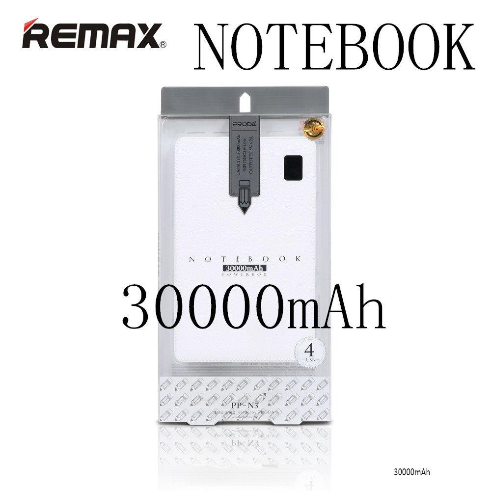 Remax 30000mah 4 Usb Ports Power Bank Black Car Charger 3 Output Saver 36a White
