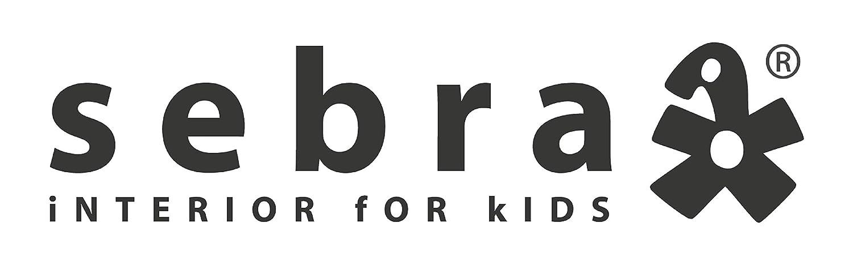 Sebra H/äkel-Kinderwagenkette Little Driver Autos Baumwolle