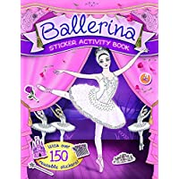 Ballerina Sticker Activity Book