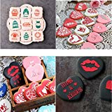 Emoly Cookies Holder Magnetic Stencil