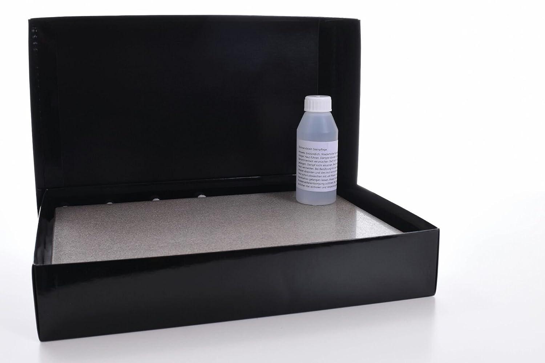 Schneidebrett granit 40x30 cm: amazon.de: küche & haushalt