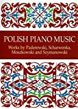 Polish Piano Music, Ignace Jan Paderewski and Frances A. Davis, 0486406245