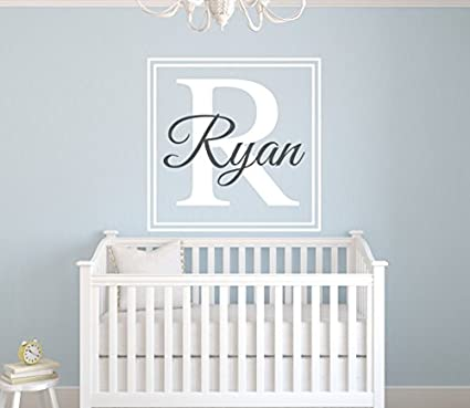 Image Unavailable. Image Not Available For. Color: Wall Decal Letters ...
