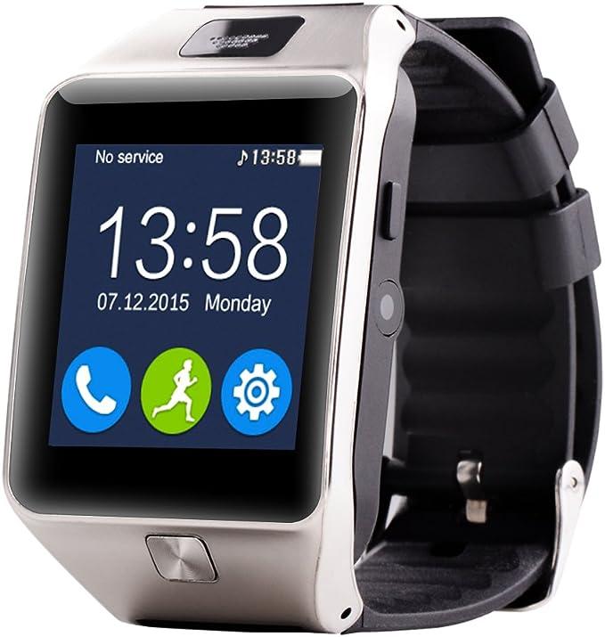 Ai Reloj Smartwatch Z20 Relojes de Pulsera Bluetooth con FM Vídeo ...
