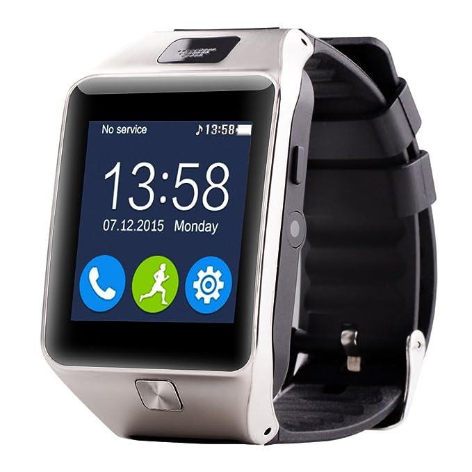 Ai Reloj Smartwatch Z20 Relojes de Pulsera Bluetooth con FM ...