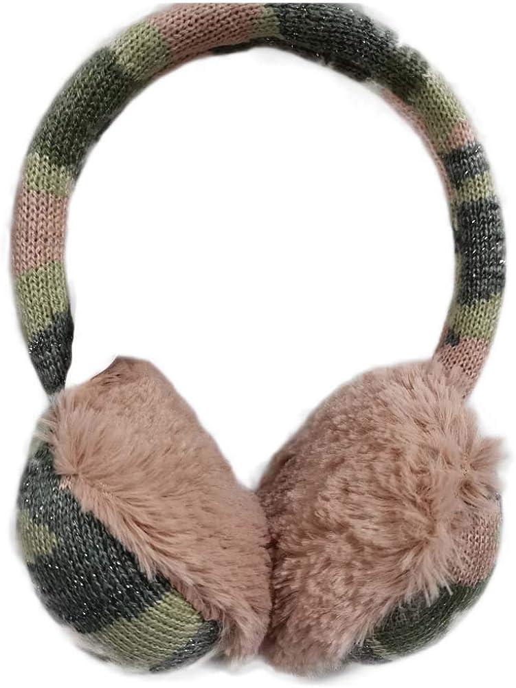 Gifts Treat Cache-oreilles Cache-oreilles de filles dans la conception mignonne de peluche