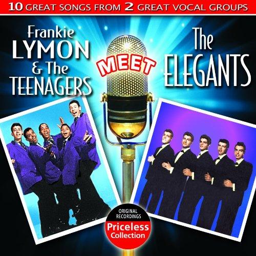 trend rank Tampa Mall Frankie Lymon and The Elegants Meet Teenagers